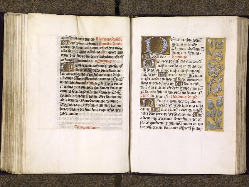 CHANTILLY, Bibliothèque du château, 0085 (1175), f. 107v - 108