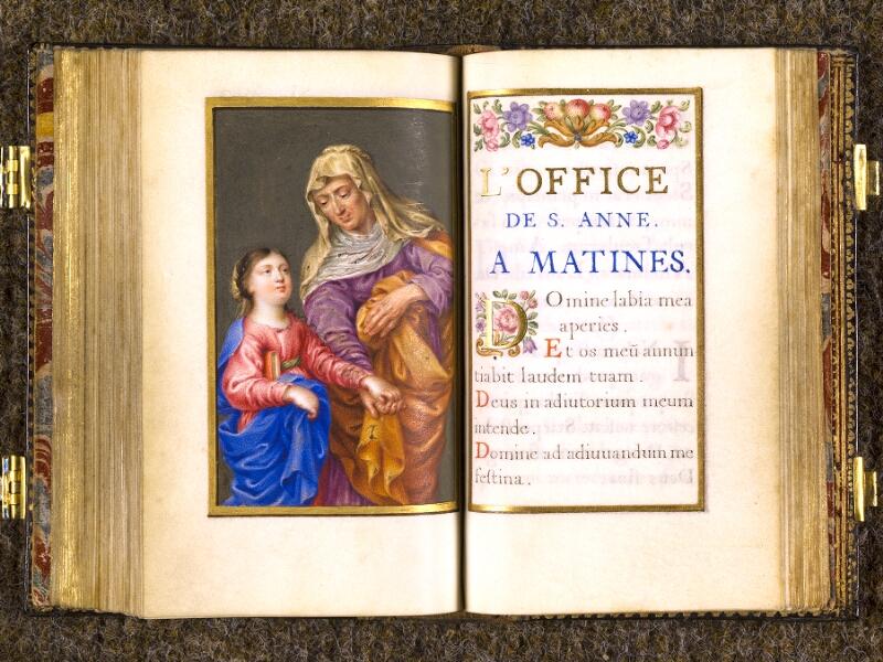 CHANTILLY, Bibliothèque du château, 0092 (1673), pas de pagination