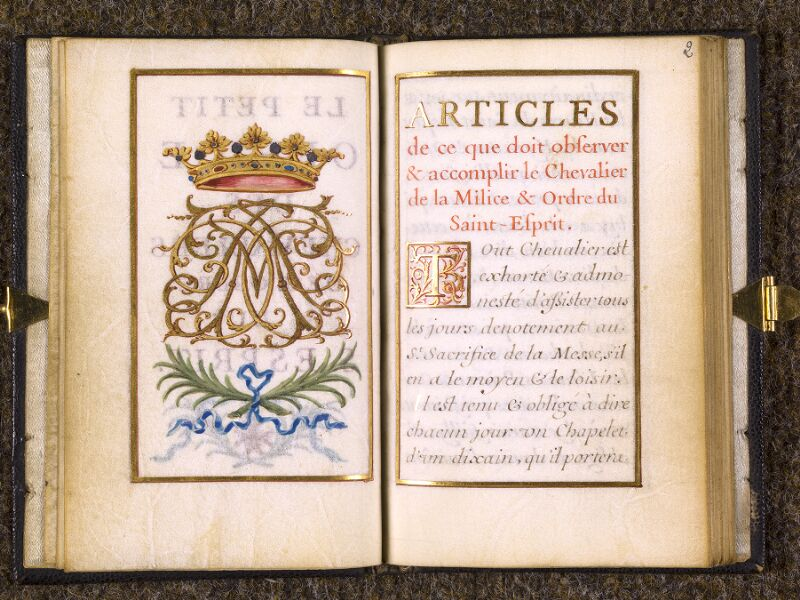 CHANTILLY, Bibliothèque du château, 0096 (1370), f. 001v - 002