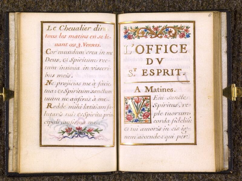 CHANTILLY, Bibliothèque du château, 0096 (1370), f. 005v - 006