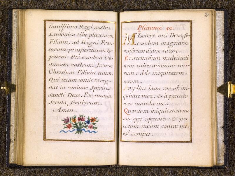 CHANTILLY, Bibliothèque du château, 0096 (1370), f. 020v - 021