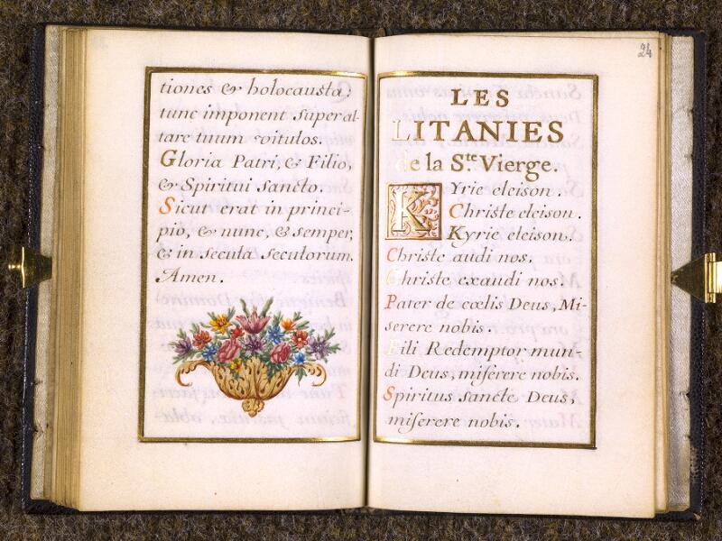 CHANTILLY, Bibliothèque du château, 0096 (1370), f. 023v - 024