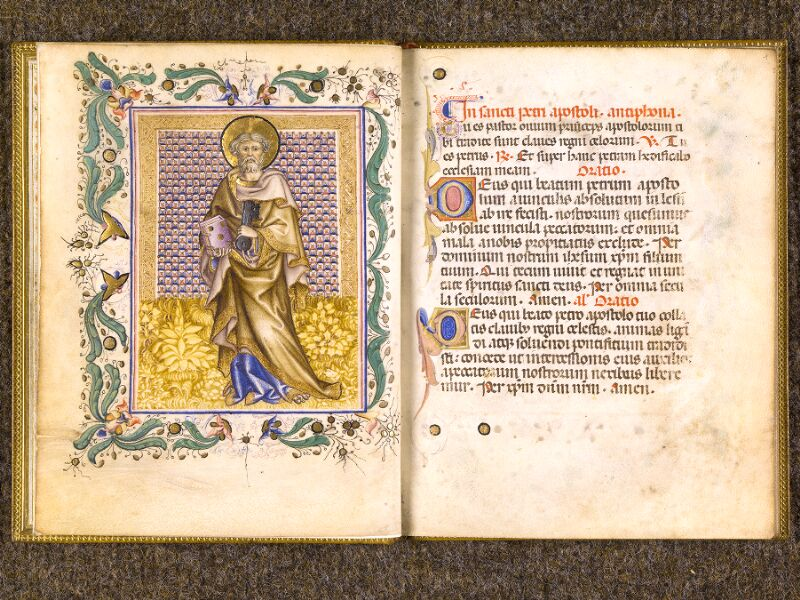 CHANTILLY, Bibliothèque du château, 0100 (1526), f. 000Cv - 001