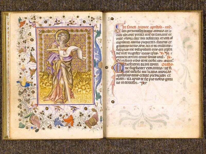 CHANTILLY, Bibliothèque du château, 0100 (1526), f. 002v - 003