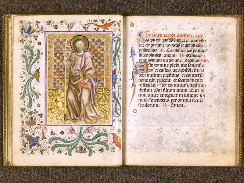 CHANTILLY, Bibliothèque du château, 0100 (1526), f. 003v - 004