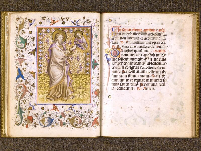 CHANTILLY, Bibliothèque du château, 0100 (1526), f. 005v - 006