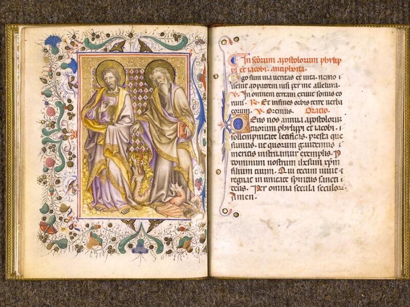 CHANTILLY, Bibliothèque du château, 0100 (1526), f. 006v - 007