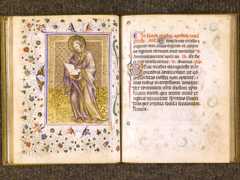 CHANTILLY, Bibliothèque du château, 0100 (1526), f. 008v - 009