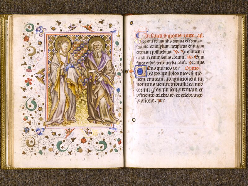 CHANTILLY, Bibliothèque du château, 0100 (1526), f. 009v - 010