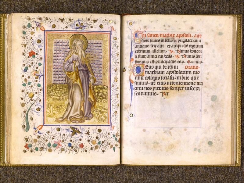 CHANTILLY, Bibliothèque du château, 0100 (1526), f. 010v - 011