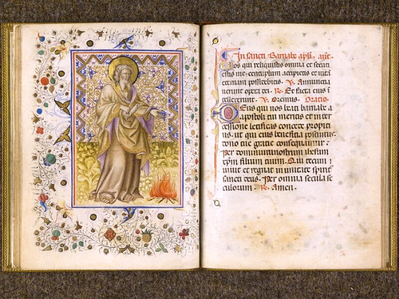 CHANTILLY, Bibliothèque du château, 0100 (1526), f. 011v - 012