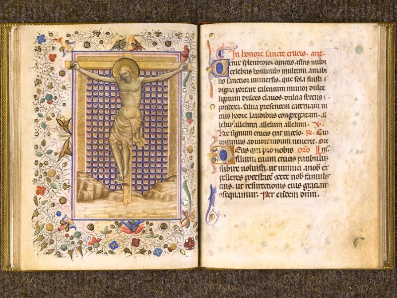 CHANTILLY, Bibliothèque du château, 0100 (1526), f. 012v - 013