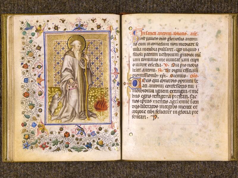 CHANTILLY, Bibliothèque du château, 0100 (1526), f. 014v - 015