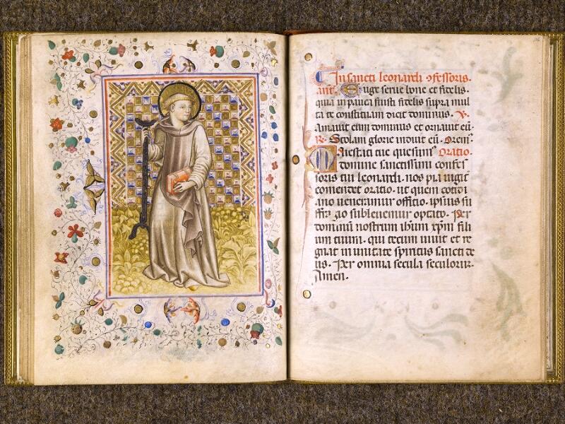 CHANTILLY, Bibliothèque du château, 0100 (1526), f. 015v - 016