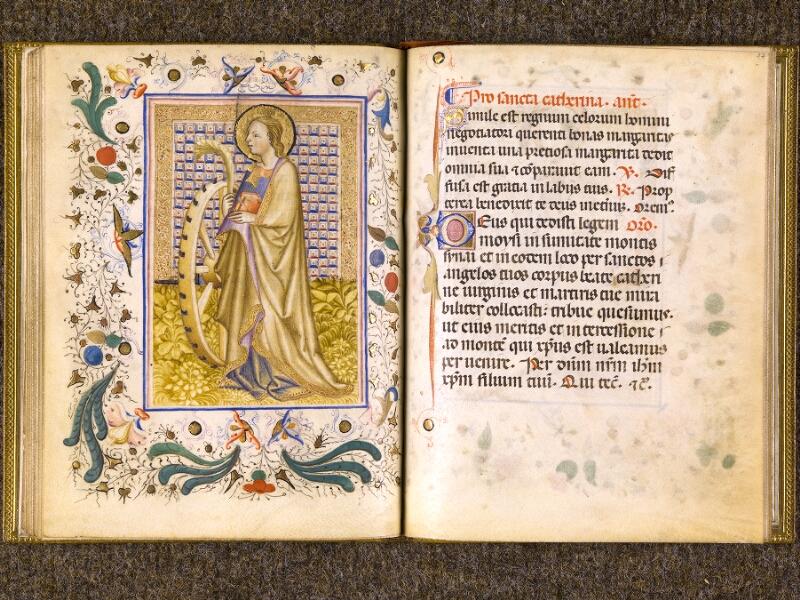 CHANTILLY, Bibliothèque du château, 0100 (1526), f. 016v - 017