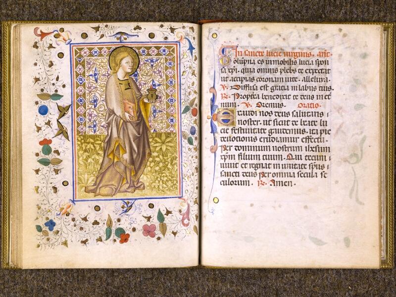 CHANTILLY, Bibliothèque du château, 0100 (1526), f. 017v - 018