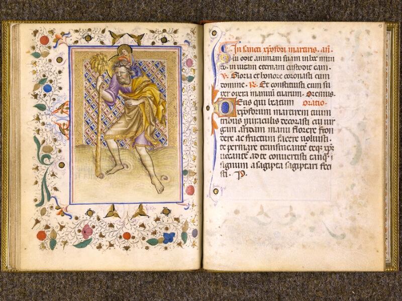 CHANTILLY, Bibliothèque du château, 0100 (1526), f. 018v - 019
