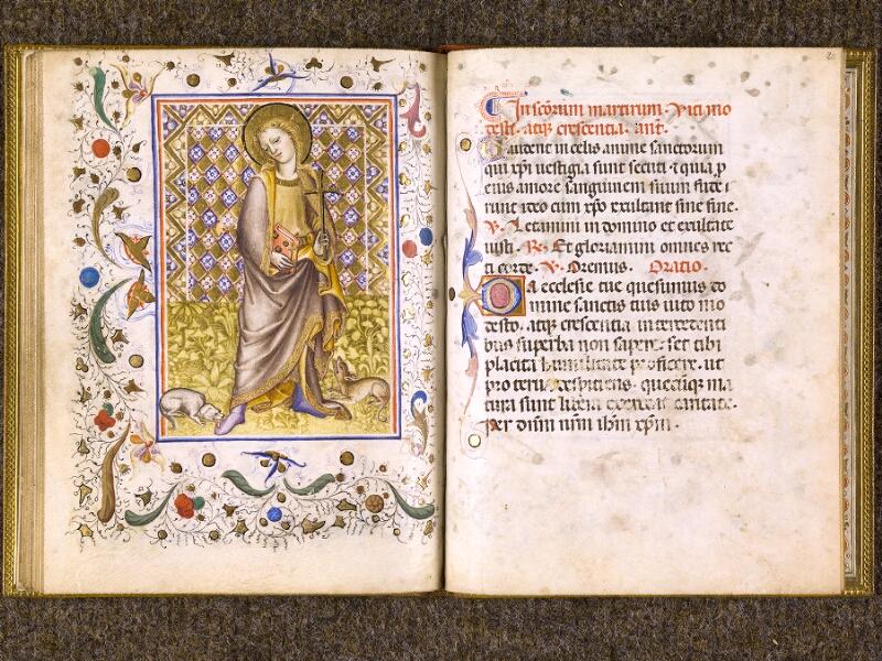 CHANTILLY, Bibliothèque du château, 0100 (1526), f. 019v - 020
