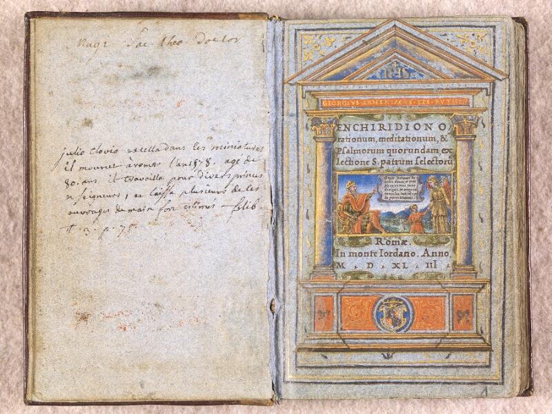 CHANTILLY, Bibliothèque du château, 0102 (1398), f. 000Av - 001
