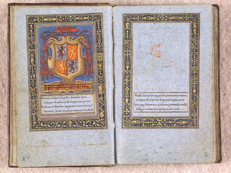 CHANTILLY, Bibliothèque du château, 0102 (1398), f. 001v - 002