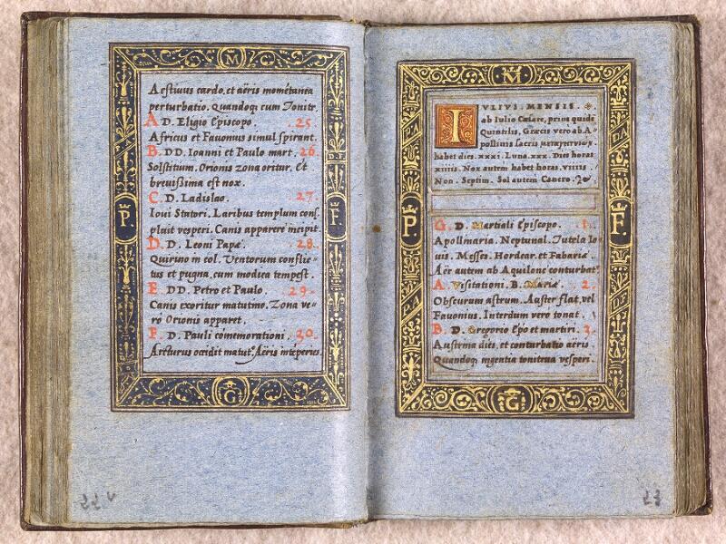 CHANTILLY, Bibliothèque du château, 0102 (1398), f. 022v - 023