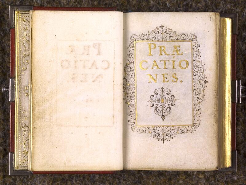 CHANTILLY, Bibliothèque du château, 0103 (1372), f. 000Bv - 001
