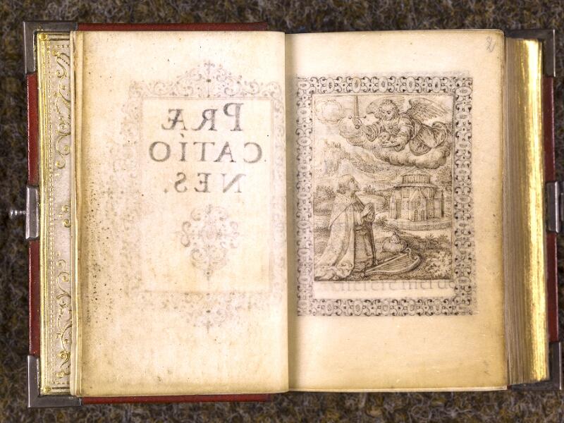 CHANTILLY, Bibliothèque du château, 0103 (1372), f. 001v - 002