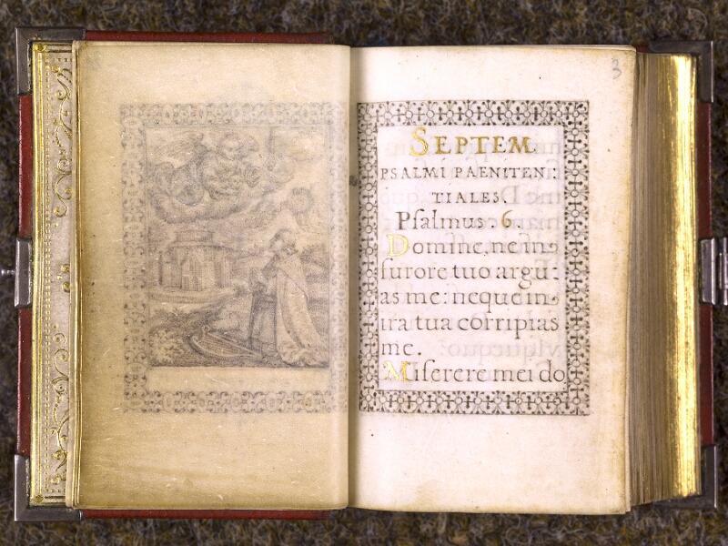 CHANTILLY, Bibliothèque du château, 0103 (1372), f. 002v - 003