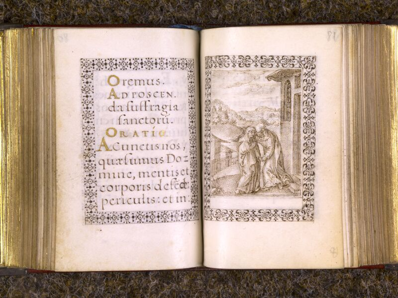 CHANTILLY, Bibliothèque du château, 0103 (1372), f. 080v - 081