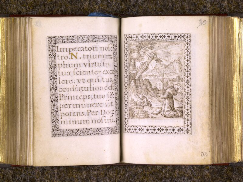 CHANTILLY, Bibliothèque du château, 0103 (1372), f. 089v - 090