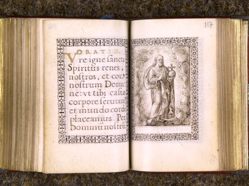 CHANTILLY, Bibliothèque du château, 0103 (1372), f. 116v - 117