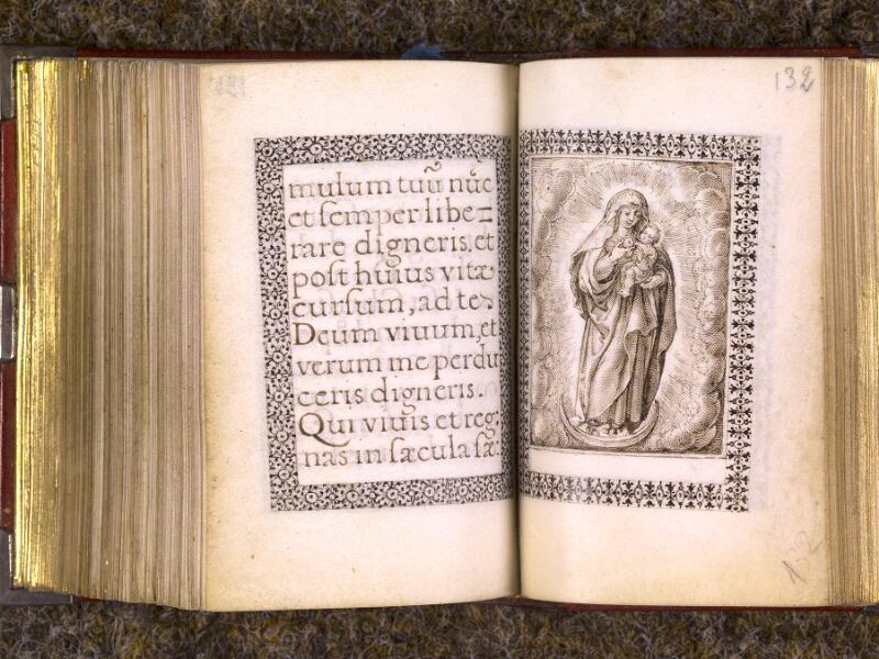 CHANTILLY, Bibliothèque du château, 0103 (1372), f. 131v - 132