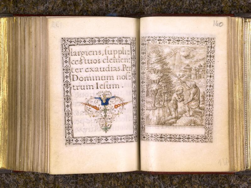 CHANTILLY, Bibliothèque du château, 0103 (1372), f. 139v - 140