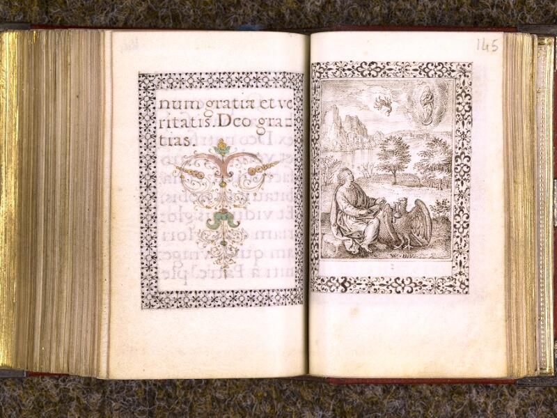 CHANTILLY, Bibliothèque du château, 0103 (1372), f. 144v - 145