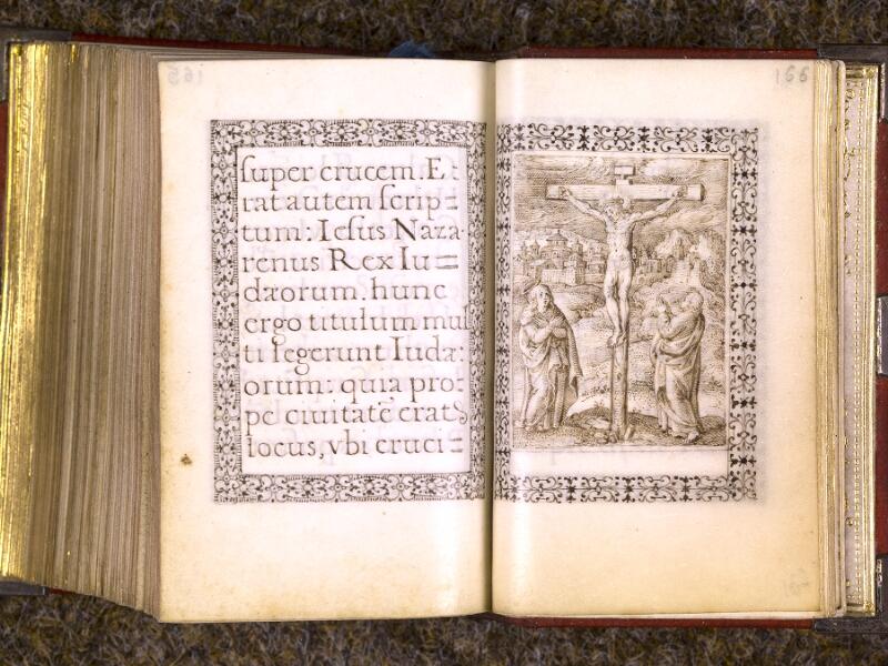 CHANTILLY, Bibliothèque du château, 0103 (1372), f. 165v - 166