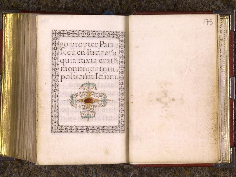 CHANTILLY, Bibliothèque du château, 0103 (1372), f. 174v - 175