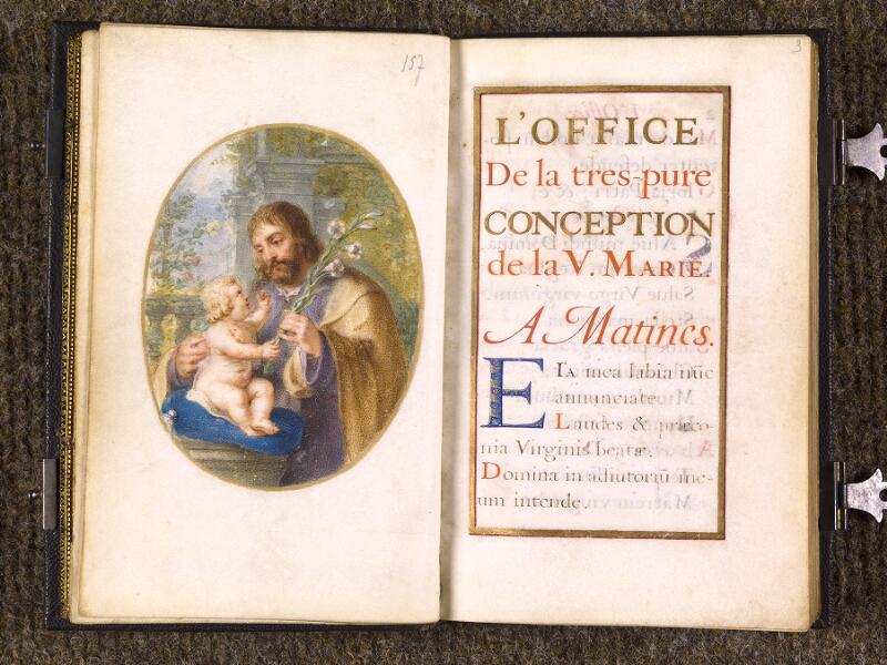 CHANTILLY, Bibliothèque du château, 0105 (1402), f. 002v - 003