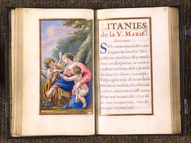CHANTILLY, Bibliothèque du château, 0105 (1402), f. 022v - 023