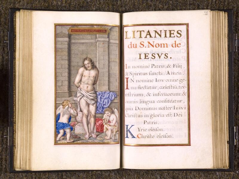 CHANTILLY, Bibliothèque du château, 0105 (1402), f. 031v - 032