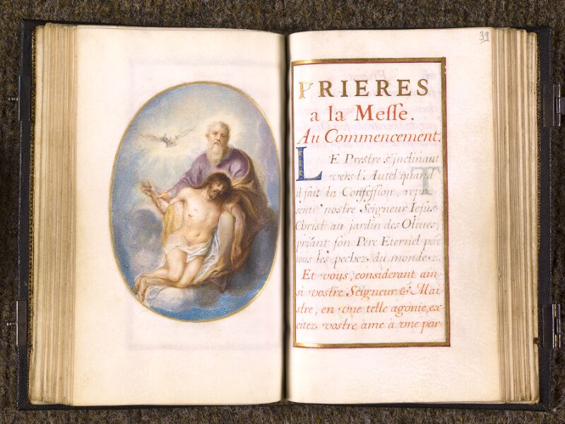 CHANTILLY, Bibliothèque du château, 0105 (1402), f. 038v - 039