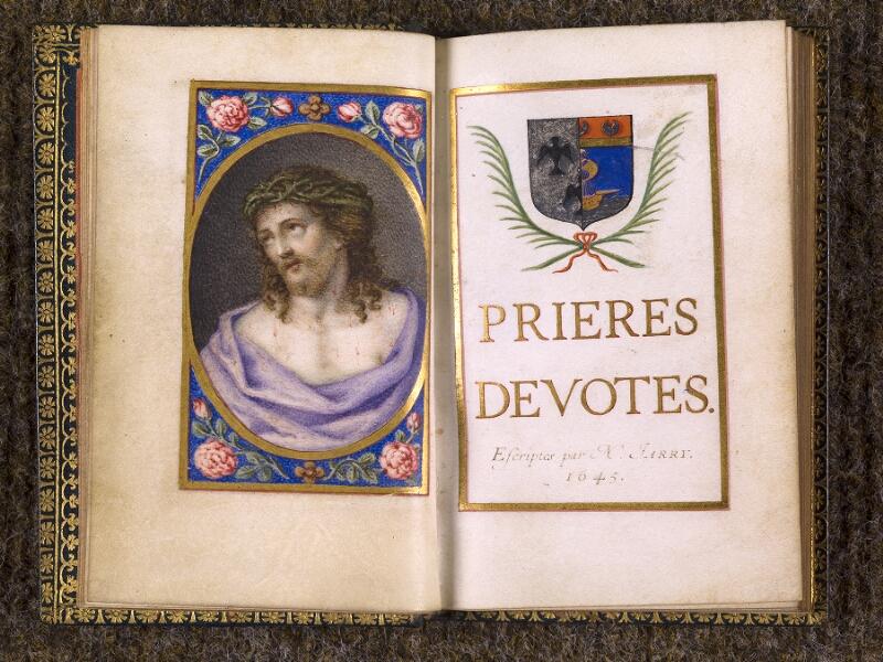 CHANTILLY, Bibliothèque du château, 0106 (1374), p. 000L - 000M