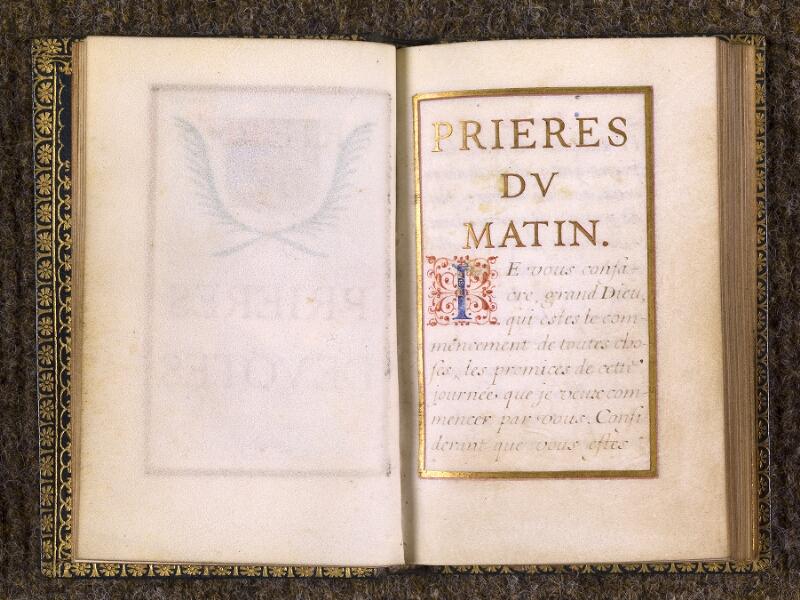 CHANTILLY, Bibliothèque du château, 0106 (1374), p. 000N - 001