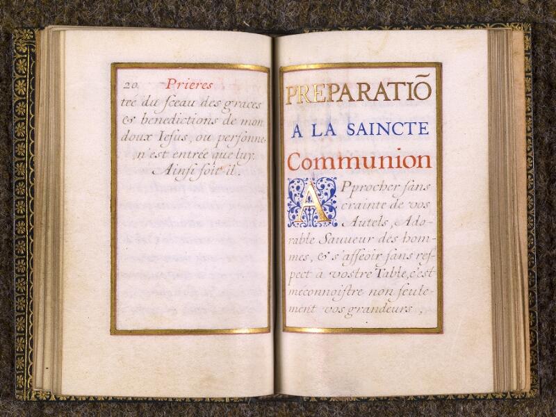 CHANTILLY, Bibliothèque du château, 0106 (1374), p. 020 - 021