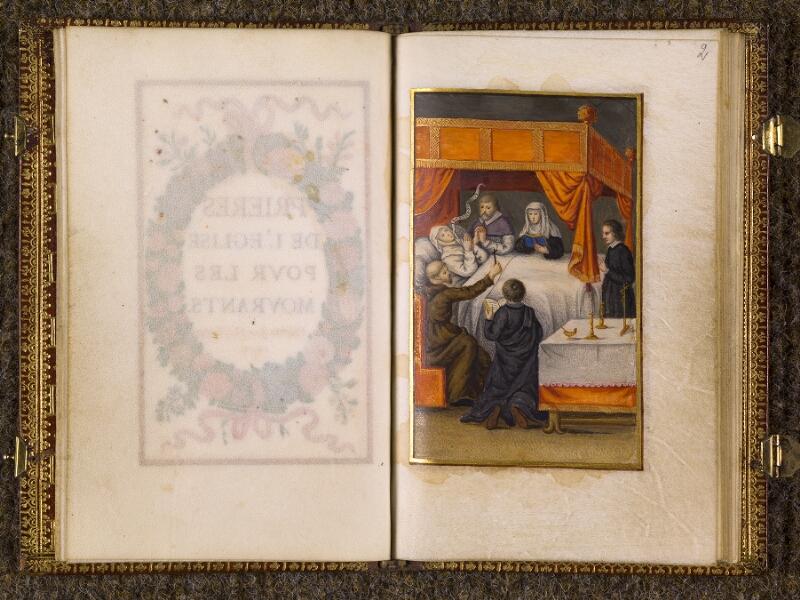 CHANTILLY, Bibliothèque du château, 0107 (1369), f. 001v - 002