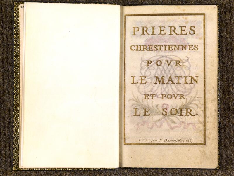 CHANTILLY, Bibliothèque du château, 0109 (1368), f. 000Bv - 001
