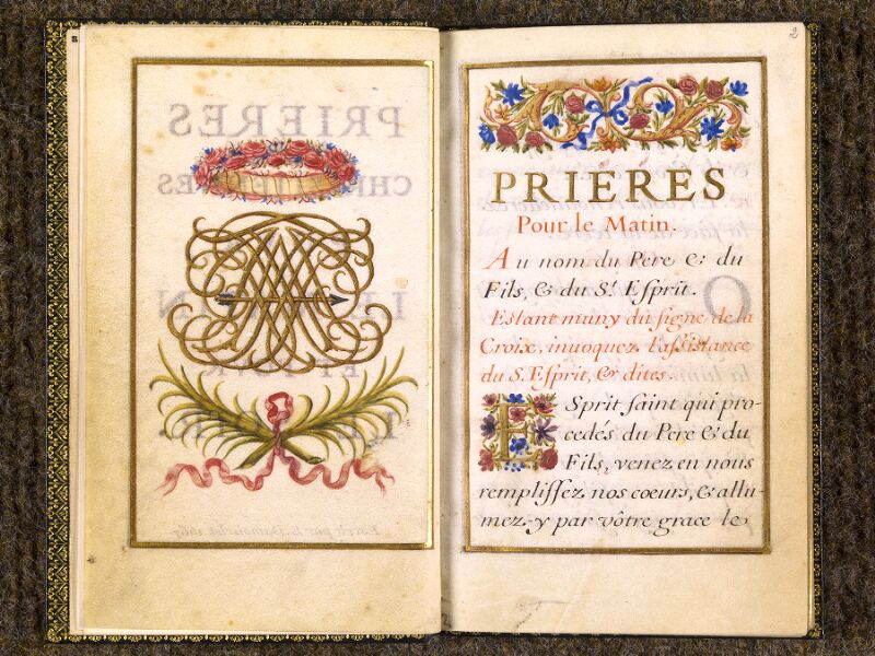 CHANTILLY, Bibliothèque du château, 0109 (1368), f. 001v - 002