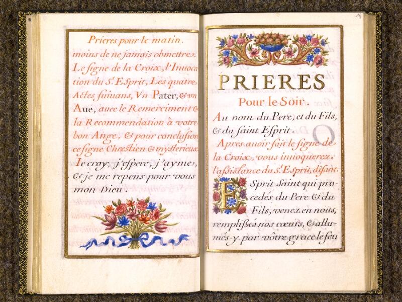 CHANTILLY, Bibliothèque du château, 0109 (1368), f. 013v - 014