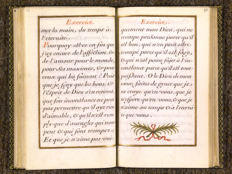 CHANTILLY, Bibliothèque du château, 0109 (1368), f. 030v - 031