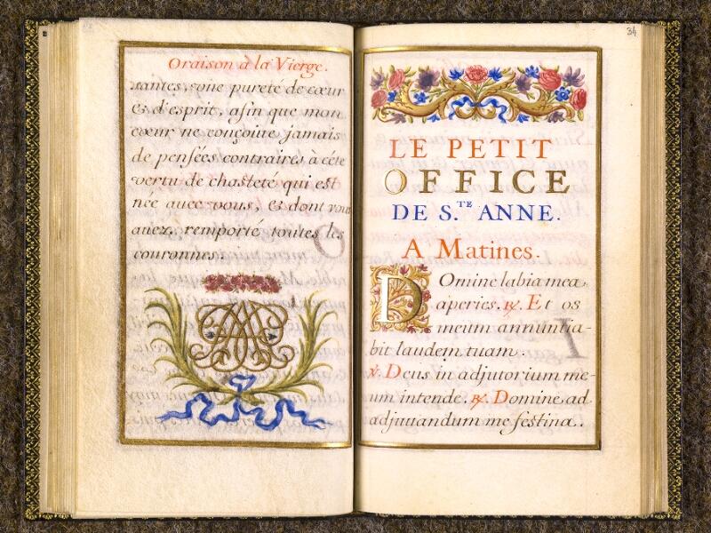 CHANTILLY, Bibliothèque du château, 0109 (1368), f. 033v - 034