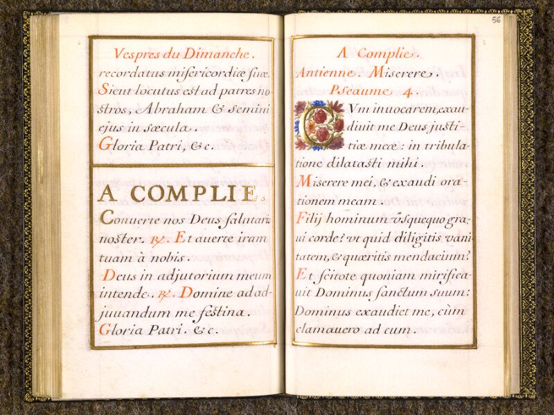 CHANTILLY, Bibliothèque du château, 0109 (1368), f. 055v - 056
